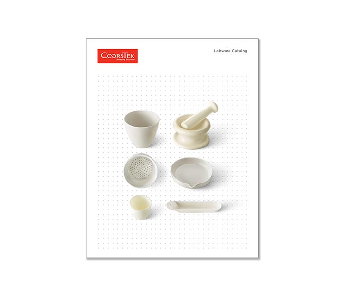 Ceramic and Porcelain Scientific Labware Catalog