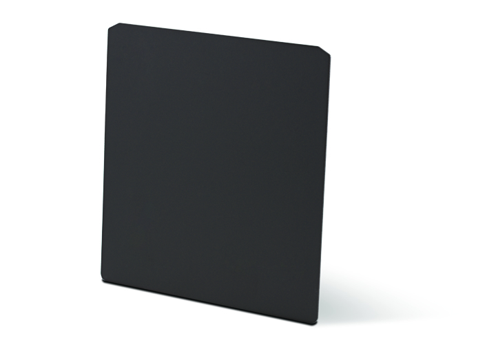 Opaque thick-film substrate made with CoorsTek technical ceramics.