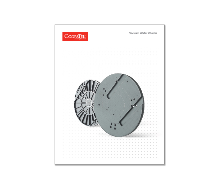Vacuum Wafer Chucks Brochure