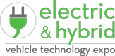 Electric and Hybrid Technology Expo Logo