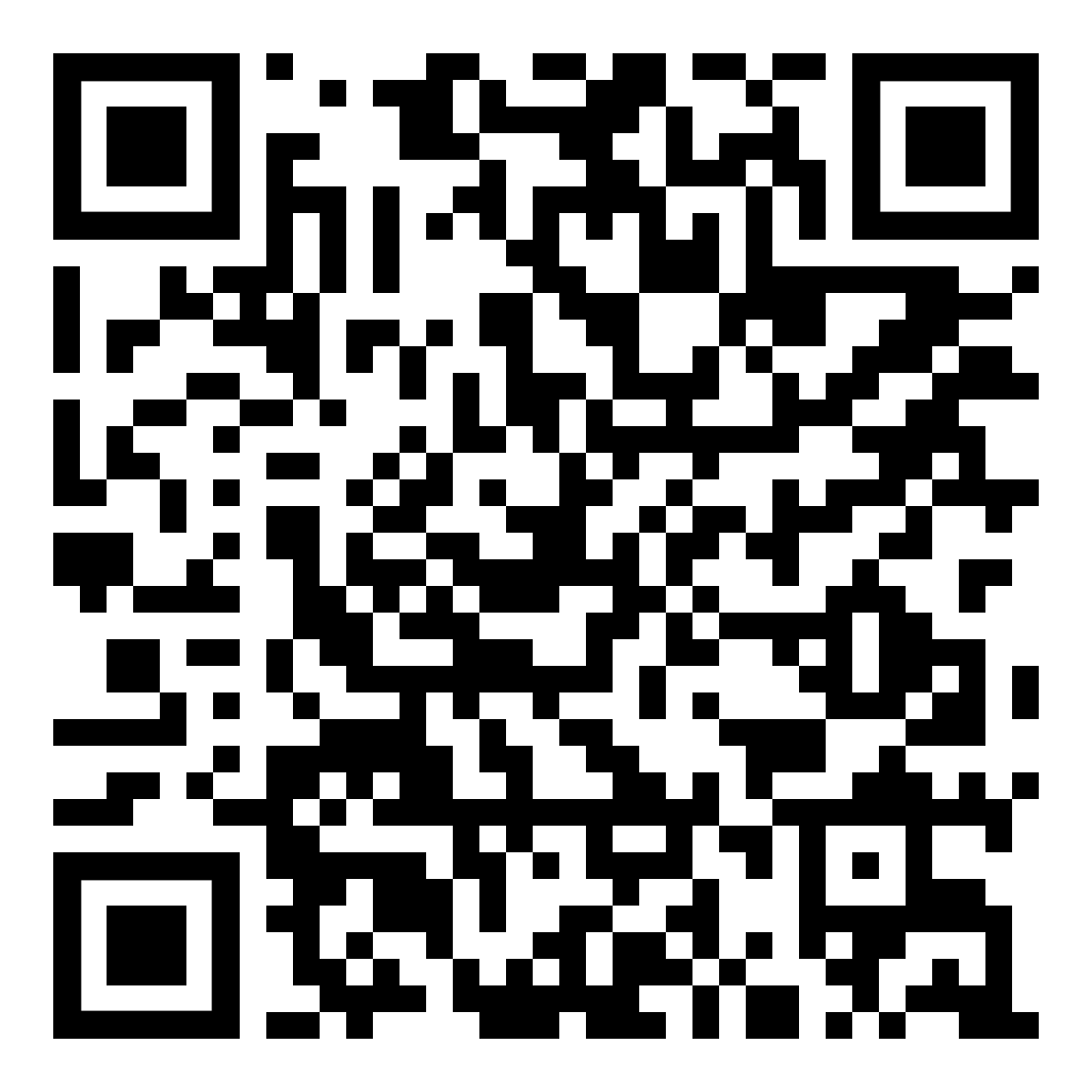 QR-Code for Ceramic Sensor Components Brochure