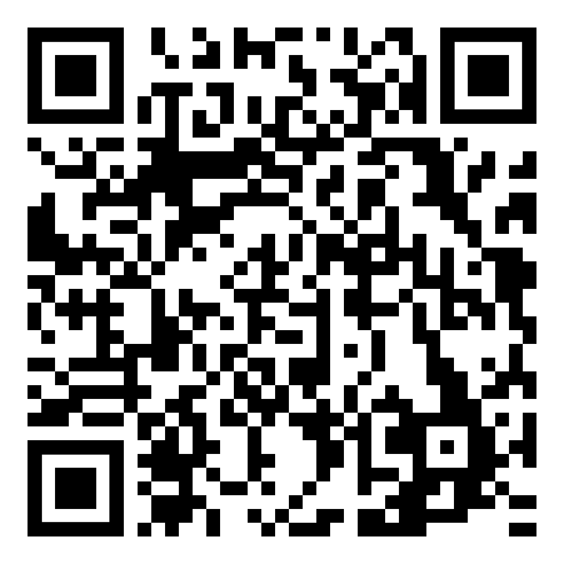QR-Code for Cercom® Aluminum Nitride Heaters Brochure
