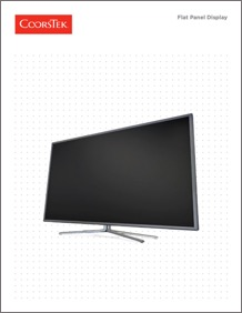 Flat Panel Display Brochure