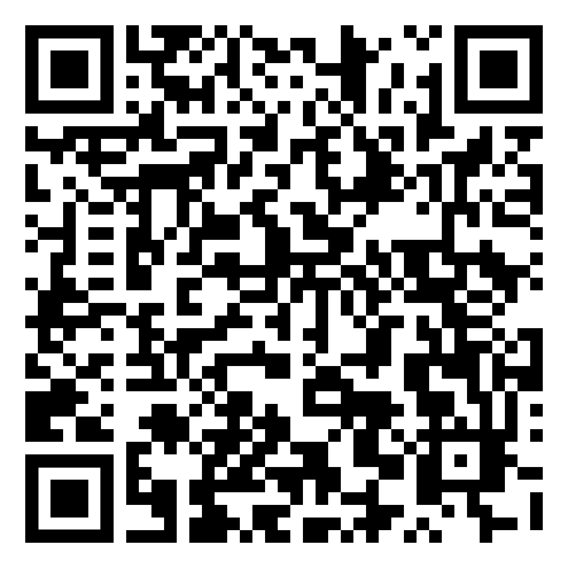 QR-Code for Semiconductor Oxides Material Properties Chart