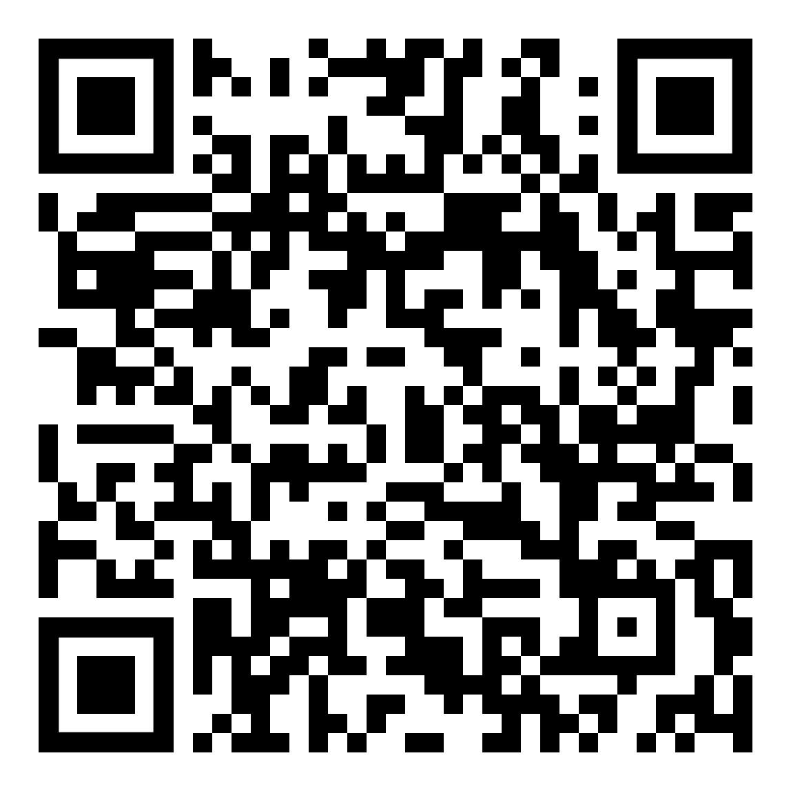 QR-Code for Vacuum Wafer Chucks Brochure