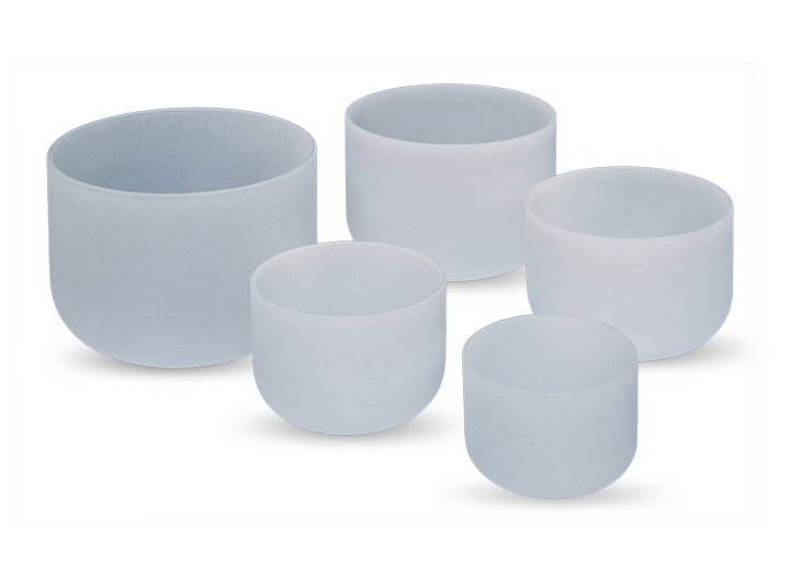 Quartz crucibles made with technical ceramics for the semiconductor industry made with technical ceramics for the semiconductor industry.