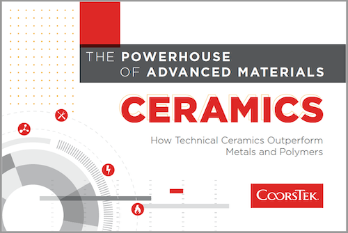 Cover image of Ceramics: How Technical Ceramics Outperform Metals and Polymers